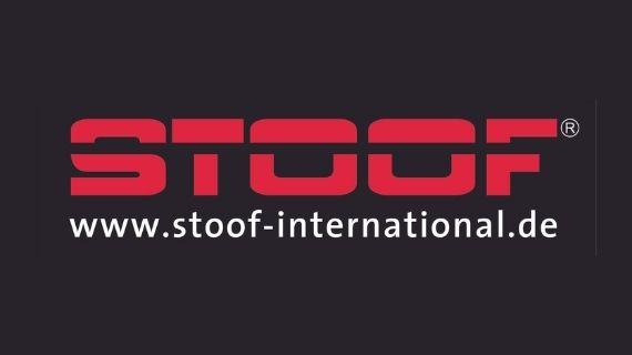 stoof international logo black