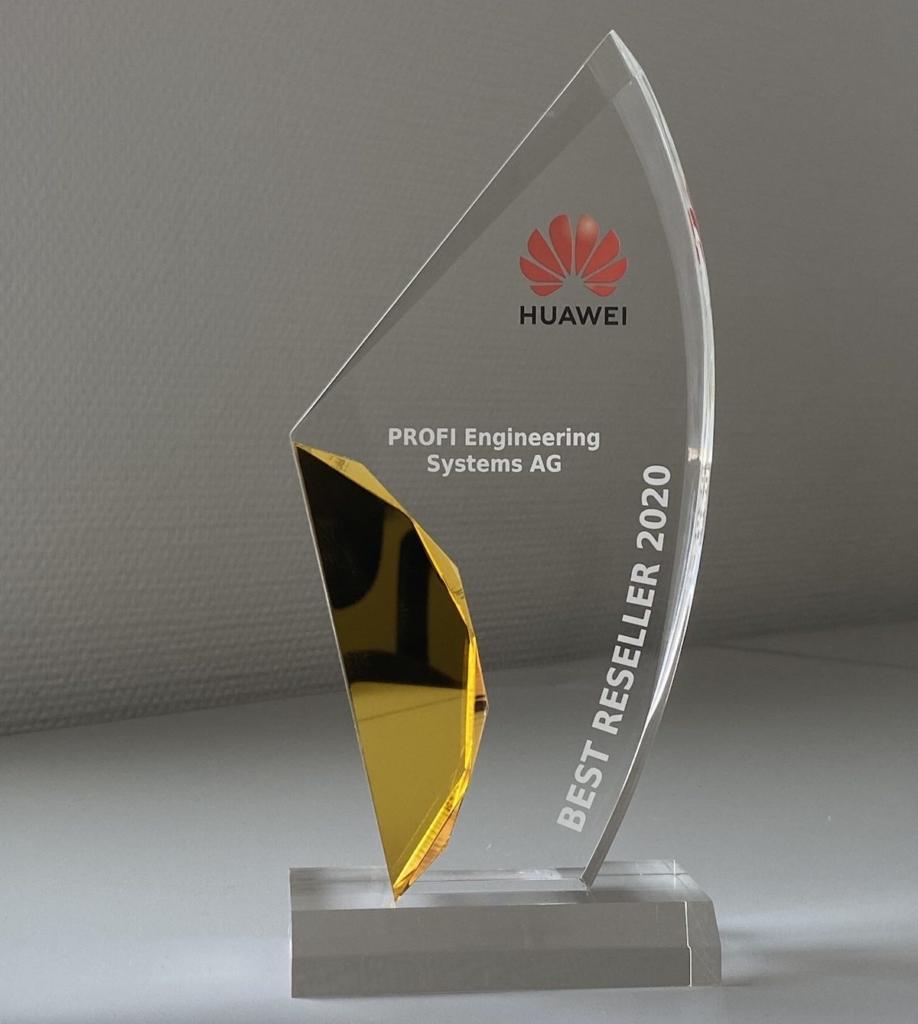 Huawei Best Reseller 2020 PROFI AG