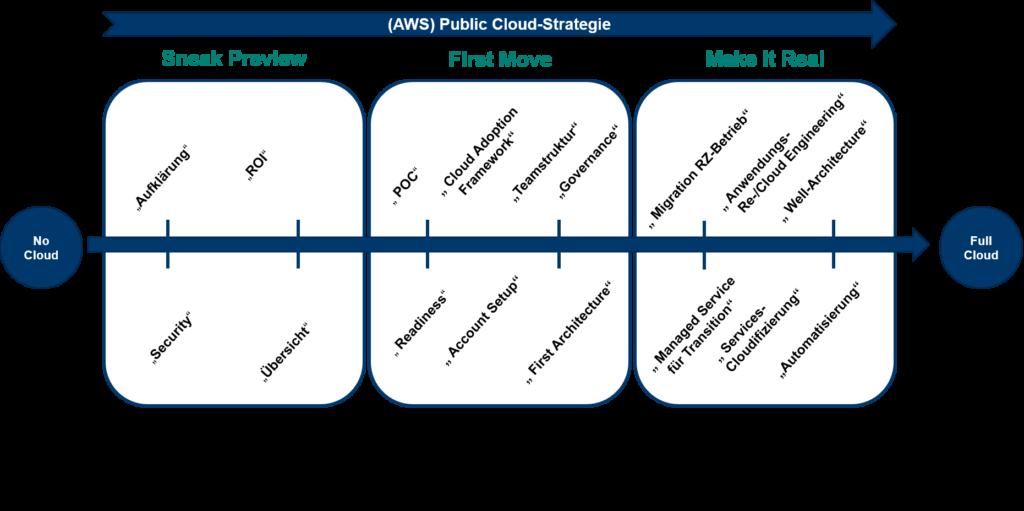 Public Cloud Strategie