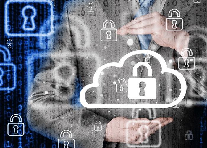 Datensicherheit Icons