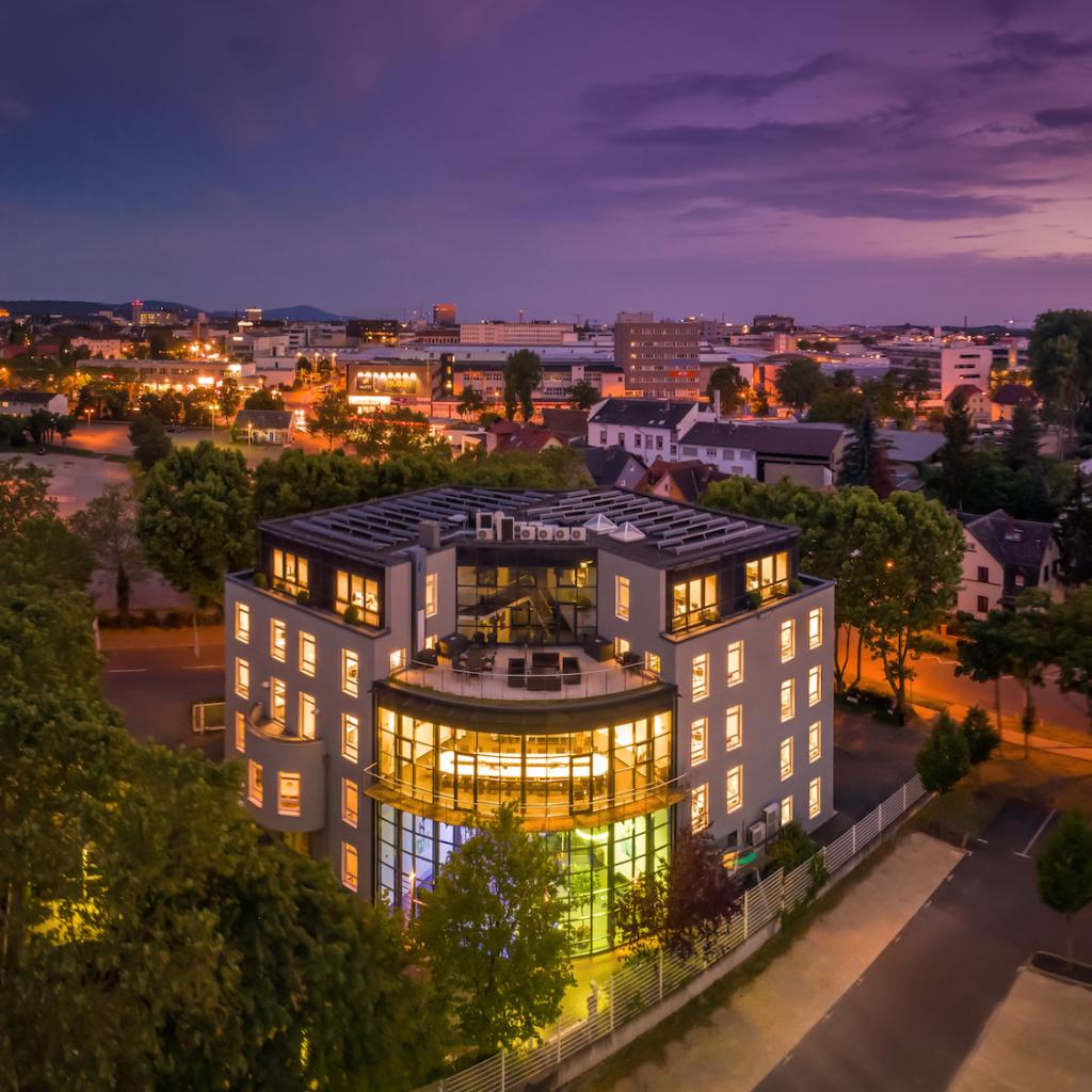 Foto Zentrale Darmstadt