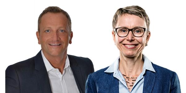 Milco Gehrmann & Heidi Schmidt
