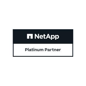 NetApp Partner Logo