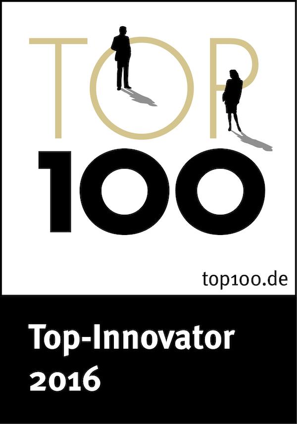 Top-Innovator Auszeichnung